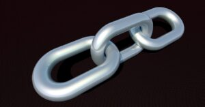 chain, chain link, connection