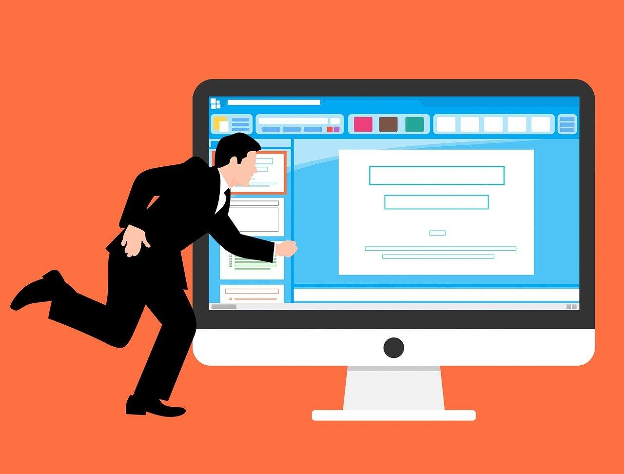 website, blogging, design